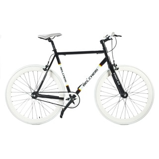 Belcheri Street SLR Black Fixed Gear Bicycle