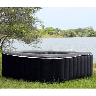 TheraPureSpa 6-person Square Hot Tub