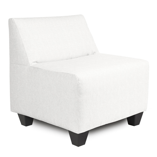 Avanti White Pod Chair