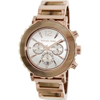 Michael Kors Men's MK5791 Lillie Goldtone Stainless Steel Quartz Watch