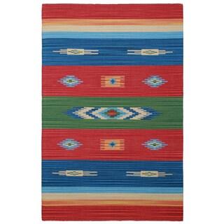 Sedona Rojo Area Rug (4' x 6')