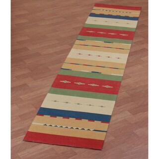 Sedona Blanco Runner Rug (2'6 x 12')