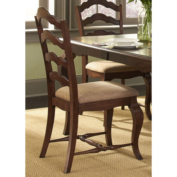 Liberty Woodland Creek Ladder-back Side Chair