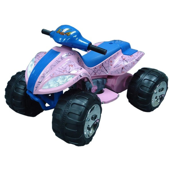 True Timber Pink Camo Max Quad