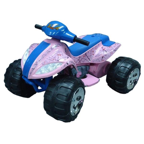 True Timber Pink Camo Max Quad