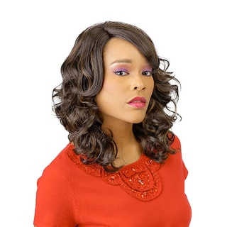 New Born Free Synthetic Lace Front Cutie Smart Wig