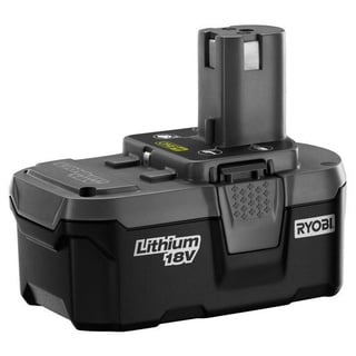 Ryobi P105 18-volt One+ Lithium-Ion High Capacity Battery