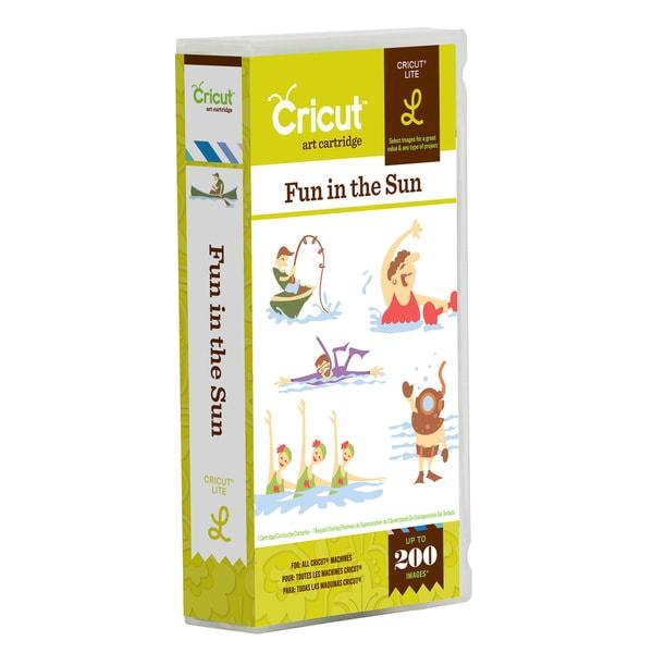 Cricut Lite Fun In The Sun Cartridge