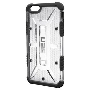 "Urban Armor Gear Case for Apple iPhone 6 (4.7"") w/ Screen Protector - Ice"