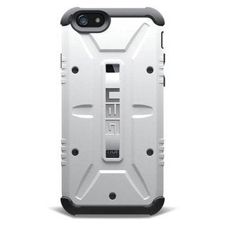 """Urban Armor Gear Case for Apple iPhone 6 (4.7"""") w/ Screen Protector - White"""