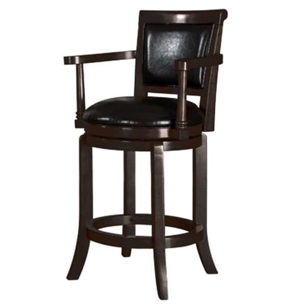 Manchester High Swivel 24 Inch Counter Stool In Classic