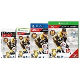 EA NHL 15 Ultimate Edition