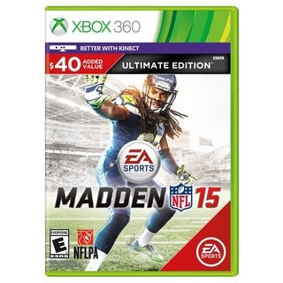 EA Madden NFL 15 Ultimate Edition
