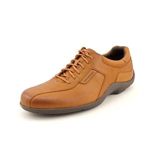 Rockport Men's 'Downtown Loft Bike' Leather Casual Shoes