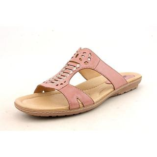 Earth Women's 'Lagoon' Leather Sandals
