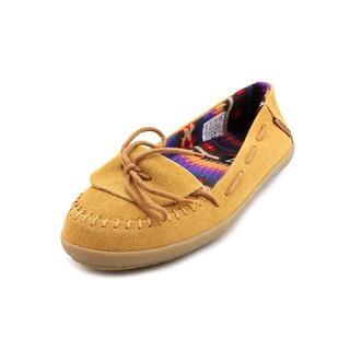 Vans Women's 'Alpaca' Leather Casual Shoes