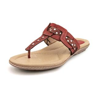 Earth Women's 'Mist' Leather Sandals