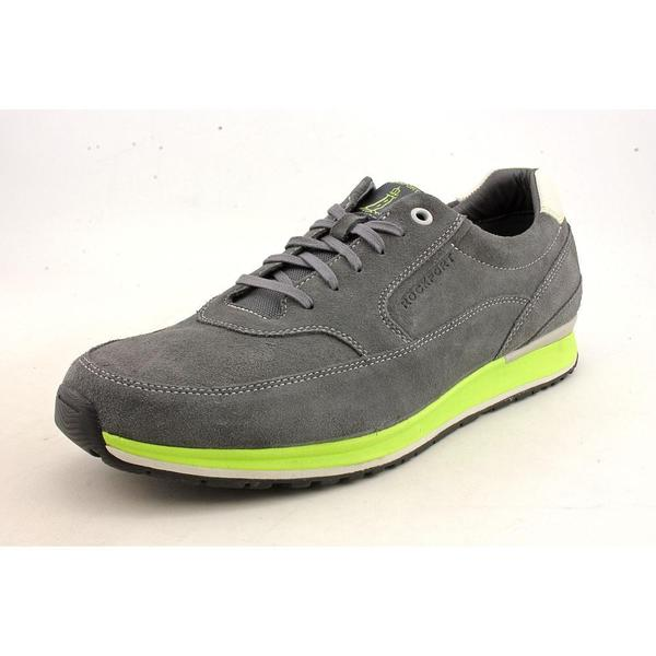 Rockport Men's 'Crafted Sport Casual Mudguard Ox' Regular Suede Casual Shoes