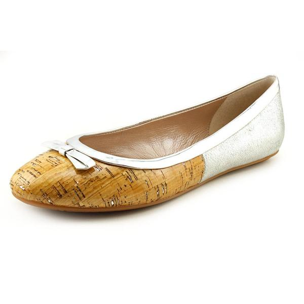 DKNY Women's 'Abby Flats' Leather Casual Shoes