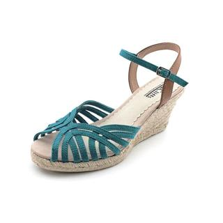 White Mountain Women's 'Sisley' Fabric Sandals