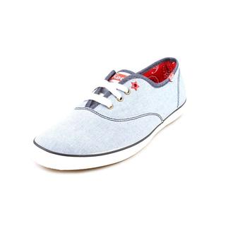 Keds Women's 'Ch Cvo Patriotic Chambray' Canvas Athletic Shoe