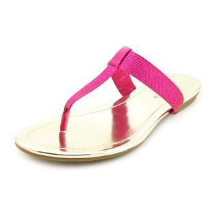 Bandolino Women's 'Ringness' Fabric Sandals