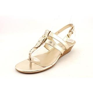 Bandolino Women's 'Plaza' Patent Sandals