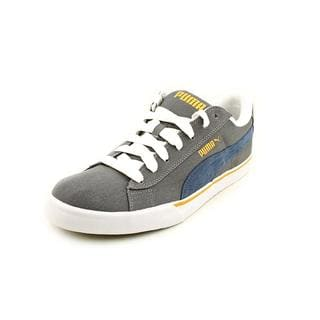 Puma Men's 'Puma S Low CNVS' Basic Textile Athletic Shoe
