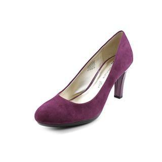 Anne Klein New York Women's 'Clemence' Regular Suede Dress Shoes