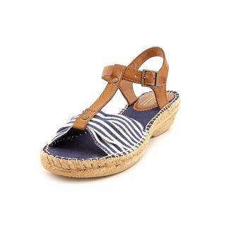 White Mountain Women's 'Cheerio' Basic Textile Sandals