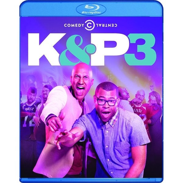 Key & Peele: Season Three (Blu-ray Disc) 13268311