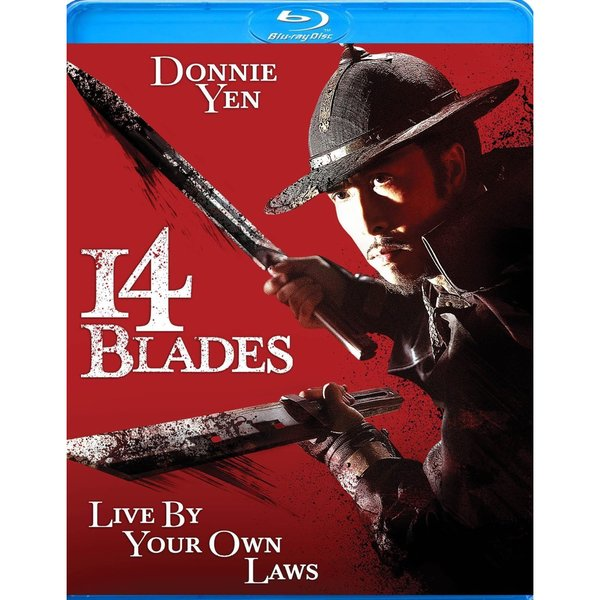 14 Blades (Blu-ray Disc) 13268318