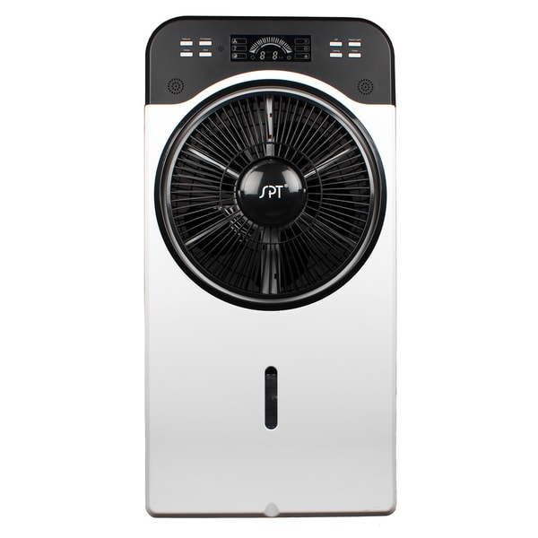 SPT Indoor Misting and Circulation Fan