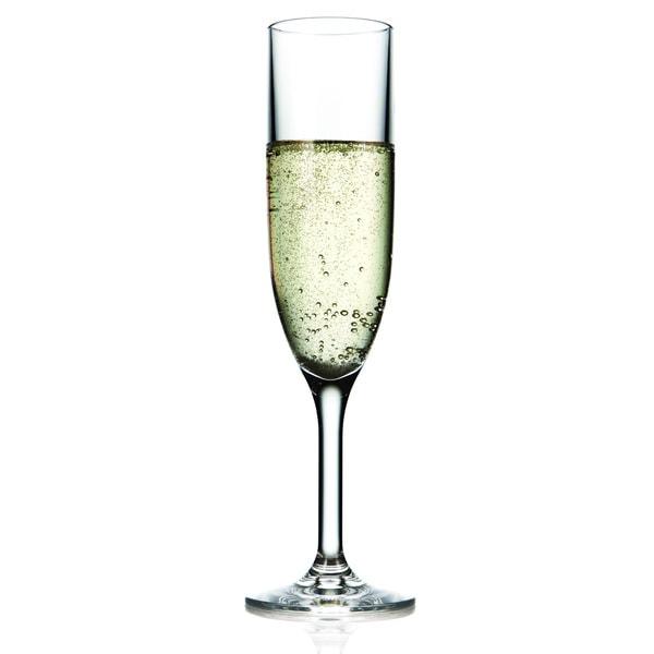 Drinique Champagne Flutes (Set of 4)