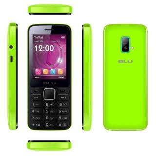 BLU Janet T175 Unlocked GSM Dual-SIM Cell Phone