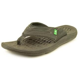 Sanuk Men's 'Highline Primo' Leather Sandals (Size 7 )