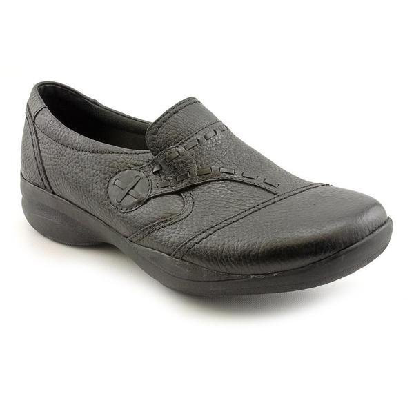 Clarks Women's 'In Motion Camp' Leather Athletic Shoe (Size 7 )
