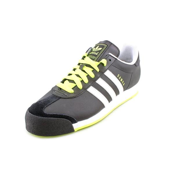 Adidas Men's 'Samoa' Leather Athletic Shoe (Size 13 )