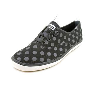 Keds Women's 'CH Wool Dot' Basic Textile Athletic Shoe (Size 9.5 )