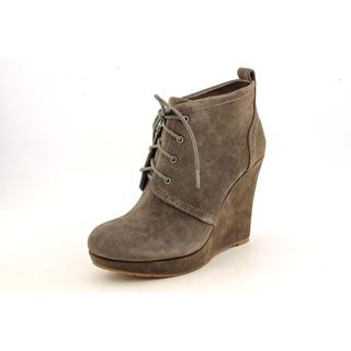 Jessica Simpson Women's 'Cacther' Regular Suede Boots