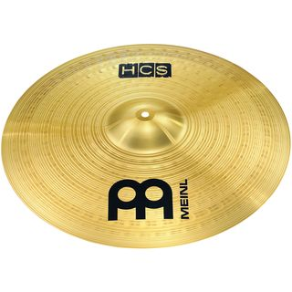 Meinl Cymbals HCS20R 20-inch HCS Traditional Ride Cymbal
