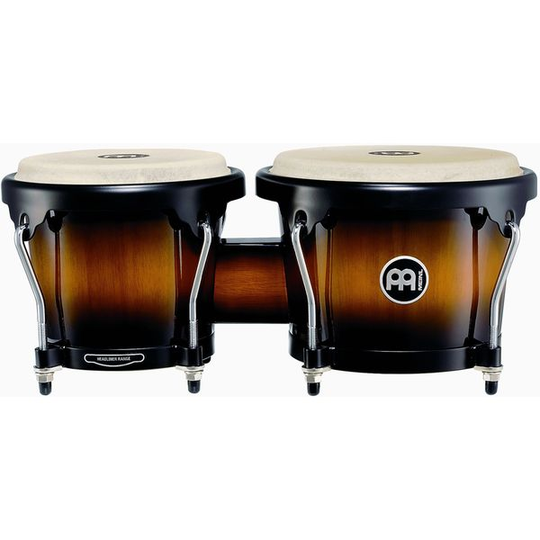 Meinl Percussion HB100VSB Vintage Sunburst Wood Bongos
