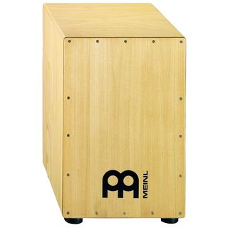 Meinl Percussion HCAJ1NT Natural Finish Headliner Series String Cajon