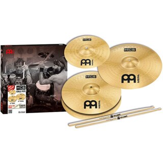 Meinl Cymbals HCS Cymbal Pack