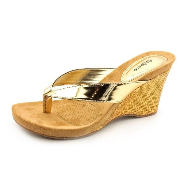 Style & Co Women's 'Chico' Patent Sandals