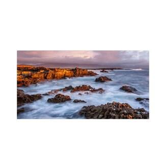 Pierre Leclerc 'Kerry Sunset Ireland' Canvas Art