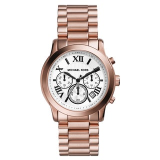 Michael Kors Women's MK5929 'Cooper' Chronograph Bracelet Watch