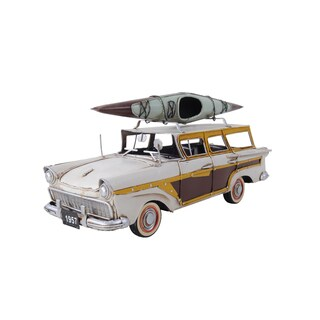 Fords Woody-Look Country Squire and Kayak 1:8 Scale Model