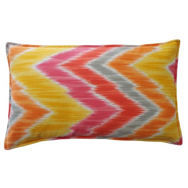 Pulse Melon Throw Pillow