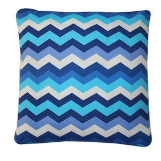 Cherokee Blue Throw Pillow